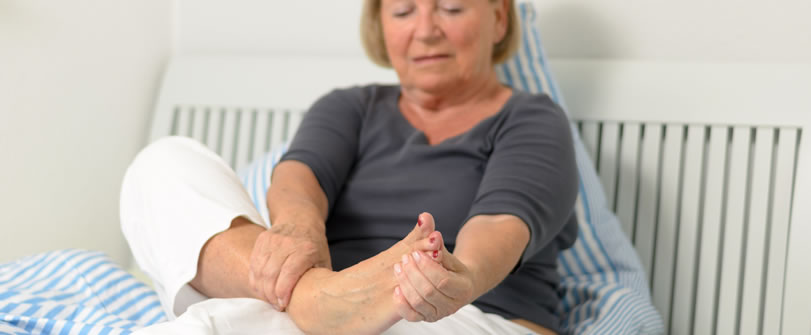 Foot pain might be a symptom of poor circulation - Peripheral Vascular Associates