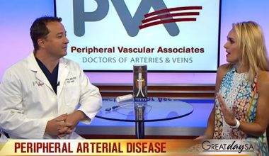 Dr. Gabriel Bietz on Great Day SA - Periperal Vascular Associates