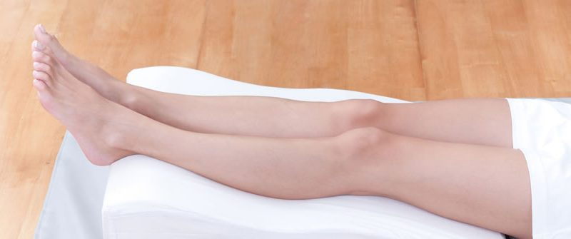 The Importance of Elevating Your Feet to Reduce Swelling - Peripheral Vascular Associates